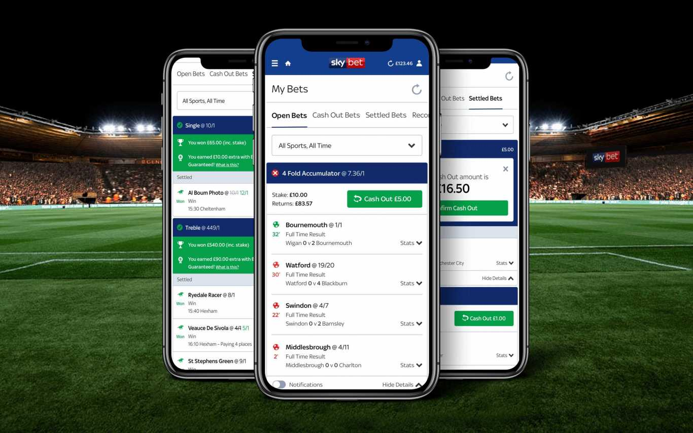 Experience all the top-class of bonus Skybet