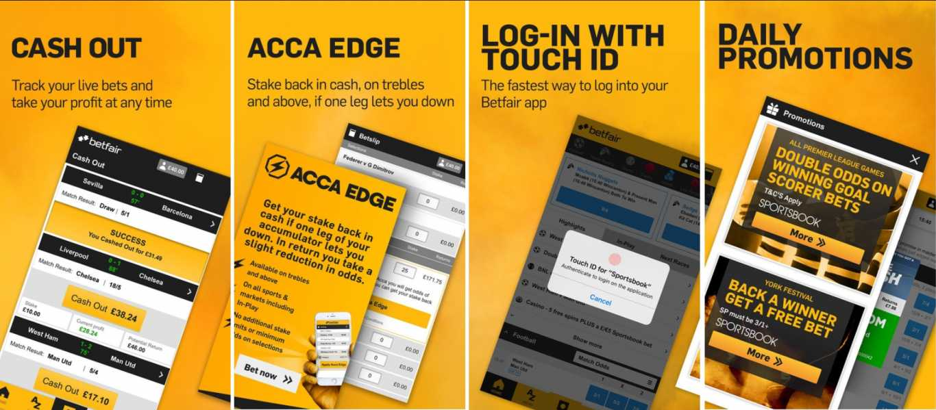 Betfair exchange website for mobile users: Features you cannot ignore anymore