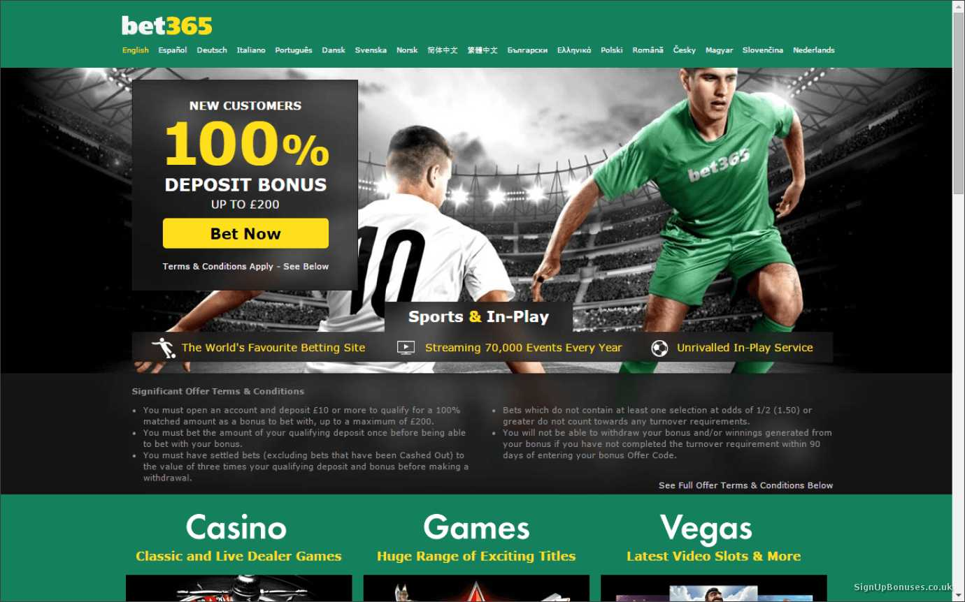 A final word about Bet365 voucher with up to 144 $ prize