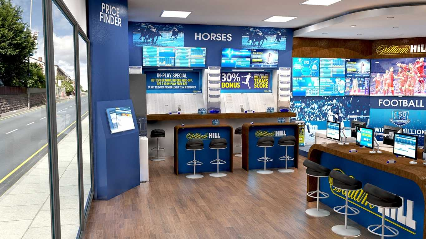 William Hill American Express options review 2019